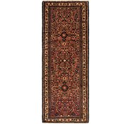 Link to 3' 8 x 9' 10 Borchelu Persian Runner Rug