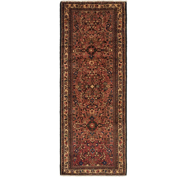 3' 8 x 9' 10 Borchelu Persian Runner...