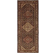 Link to 4' 2 x 10' 4 Hossainabad Persian Runner Rug