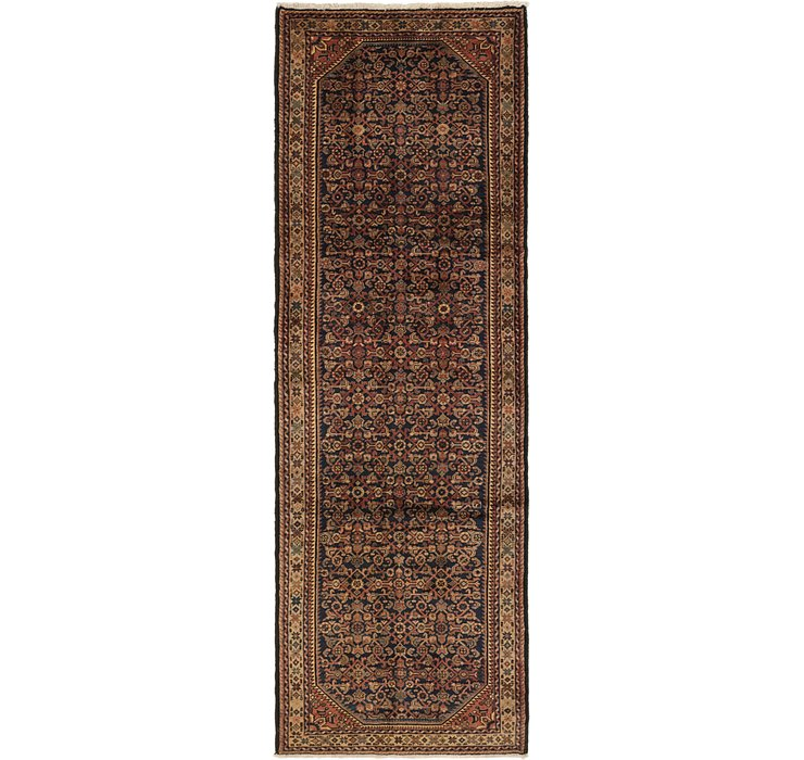3' 7 x 10' 8 Malayer Persian Runner ...