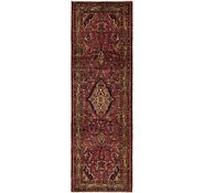 Link to 3' 9 x 11' 6 Khamseh Persian Runner Rug