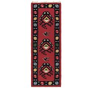 Link to 1' 8 x 5' Kilim Fars Runner Rug