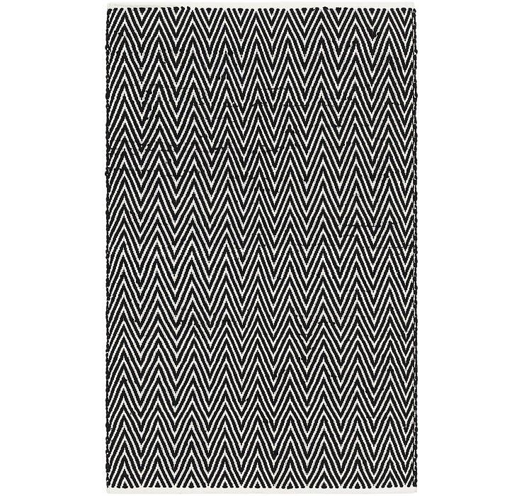 122cm x 188cm Chindi Cotton Rug
