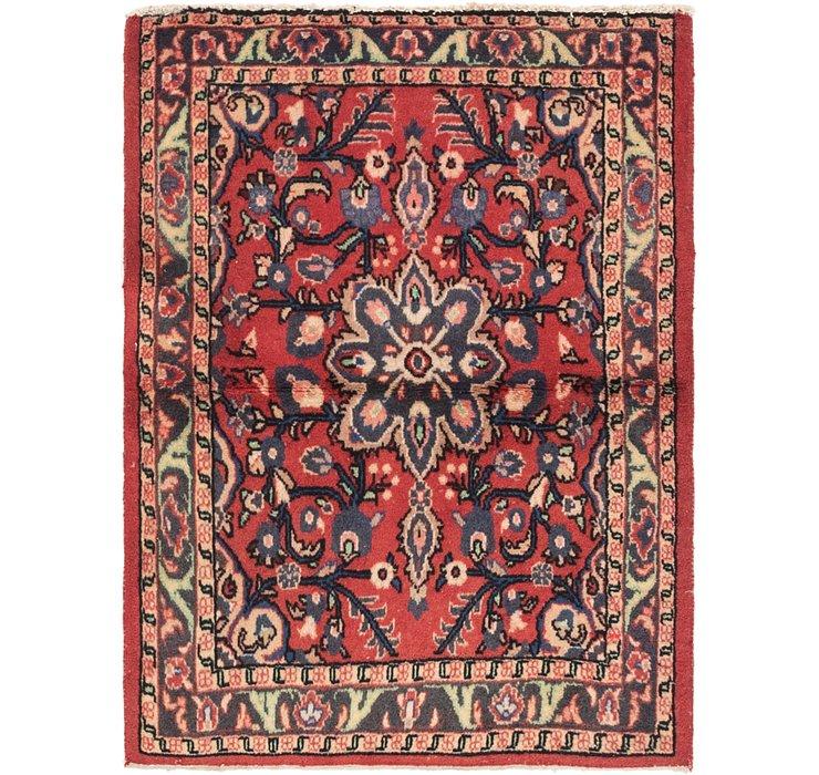 85cm x 117cm Farahan Persian Rug