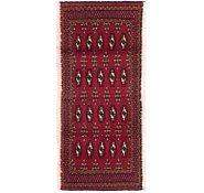 Link to 1' 6 x 3' 7 Torkaman Persian Rug