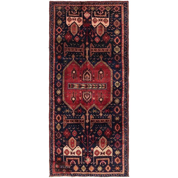 3' 10 x 8' 5 Sirjan Persian Runner Rug