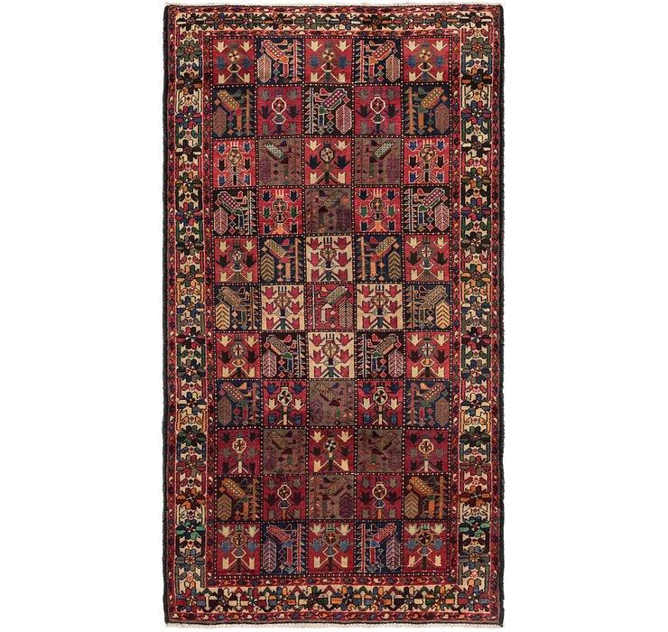 4' 10 x 9' 4 Bakhtiar Persian Rug