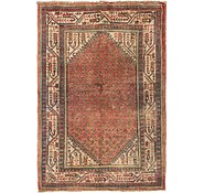 Link to 3' 5 x 5' Botemir Persian Rug