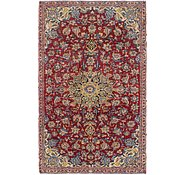 Link to 152cm x 257cm Isfahan Persian Rug