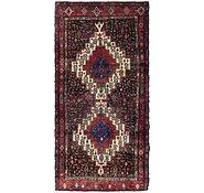 Link to 130cm x 262cm Senneh Persian Runner Rug