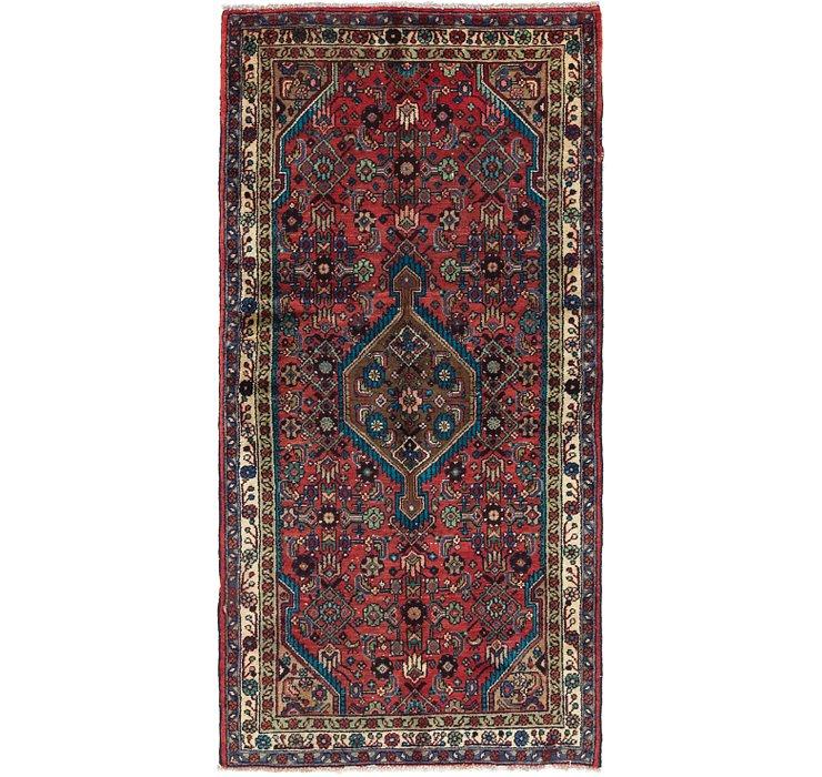 3' 7 x 7' Darjazin Persian Rug