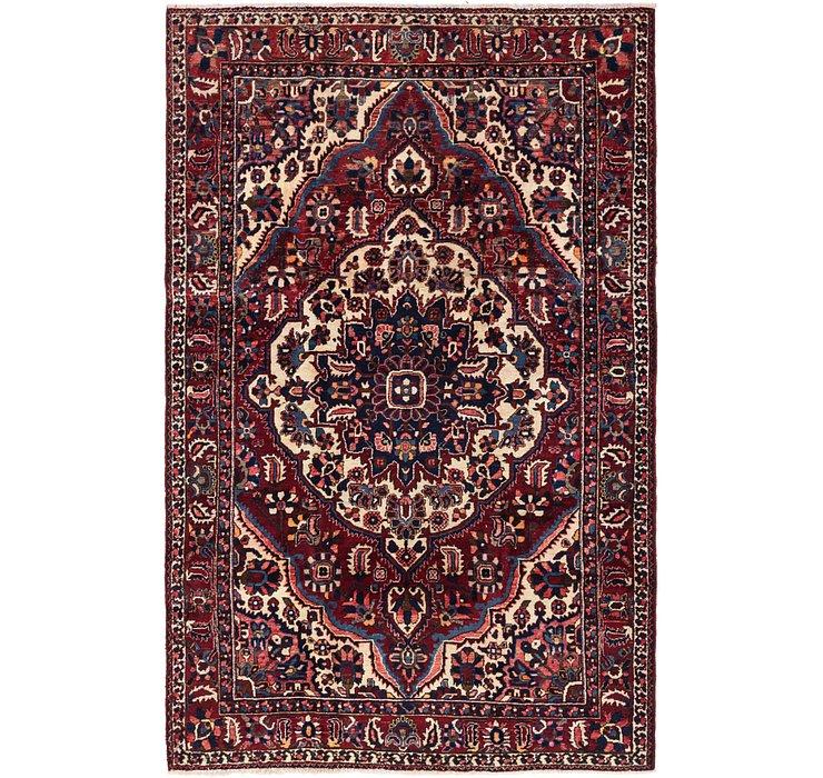 5' 3 x 8' 5 Bakhtiar Persian Rug
