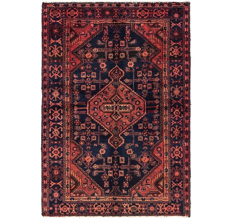4' 4 x 6' 4 Tuiserkan Persian Rug