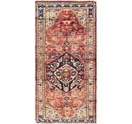 Link to 3' x 7' Hamedan Persian Runner Rug