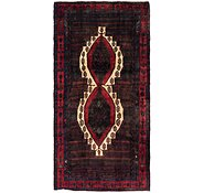 Link to 4' 10 x 9' 10 Sirjan Persian Runner Rug