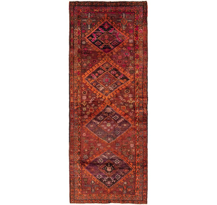 4' x 11' 2 Gholtogh Persian Runner...