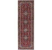 Link to 3' 2 x 10' Kashan Persian Runner Rug