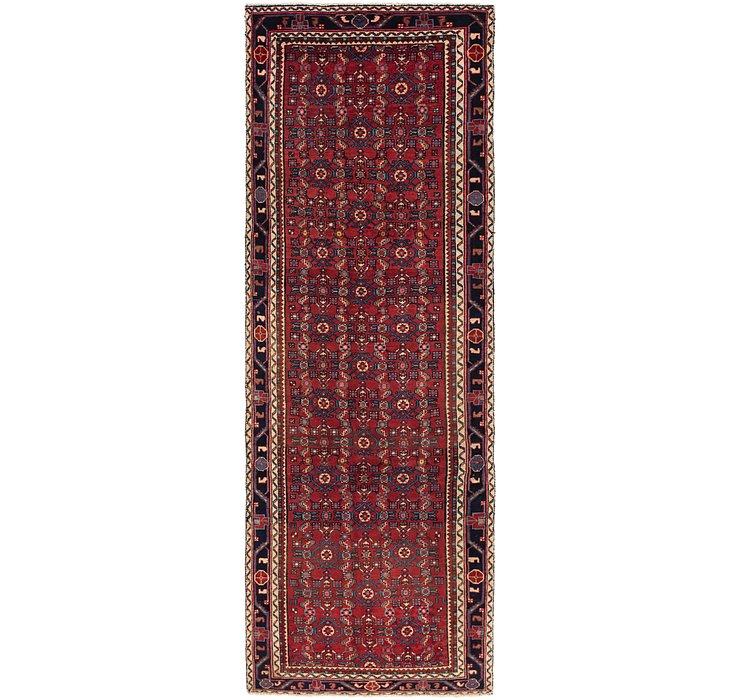 3' 8 x 10' 3 Shahsavand Persian Runn...