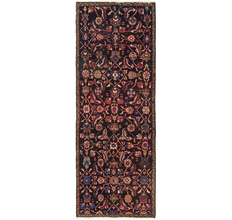 90cm x 257cm Malayer Persian Runner ...