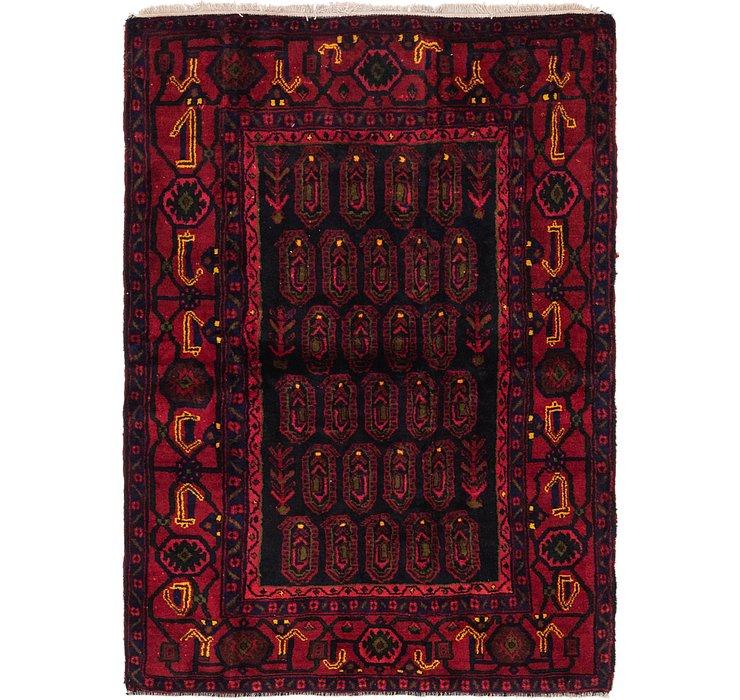140cm x 200cm Malayer Persian Rug