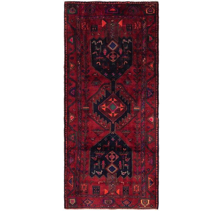 4' 2 x 9' 5 Sarab Persian Runner Rug