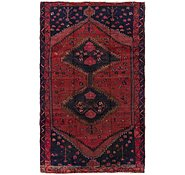 Link to 5' 6 x 9' Hamedan Persian Rug