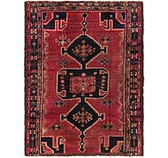 Link to 5' 5 x 7' 6 Hamedan Persian Rug