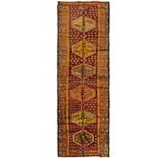 Link to 112cm x 353cm Meshkin Persian Runner Rug