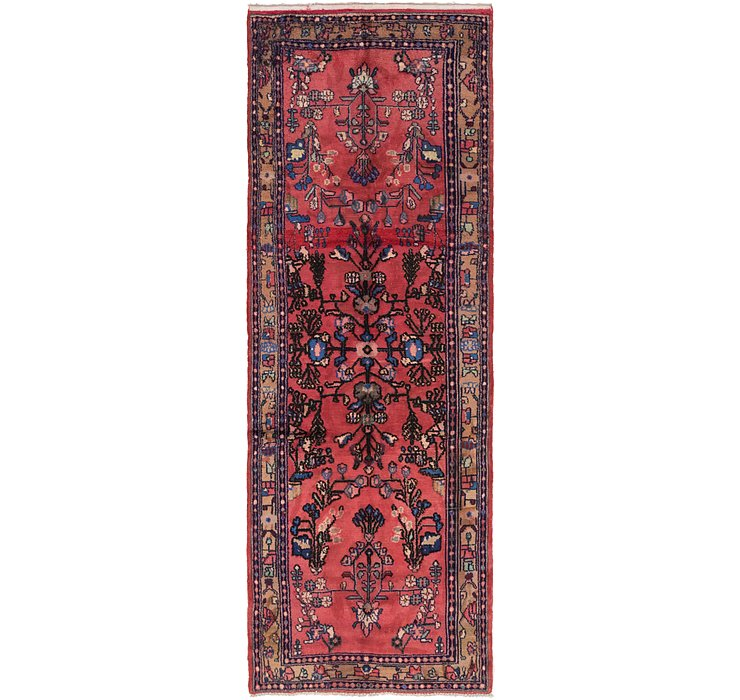 3' 6 x 10' 7 Liliyan Persian Runner ...