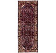 Link to 110cm x 295cm Hossainabad Persian Runner Rug