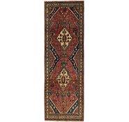 Link to 100cm x 297cm Hamedan Persian Runner Rug