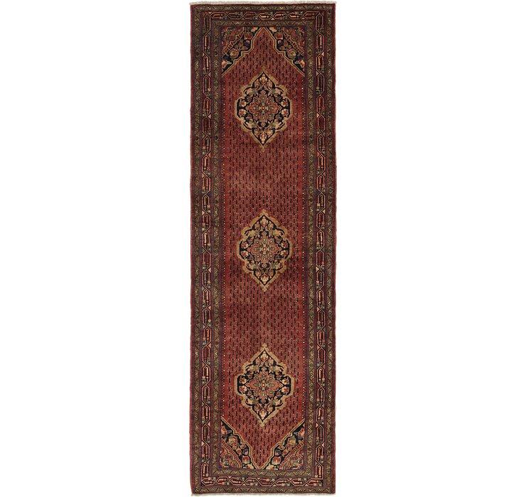 3' 9 x 12' 5 Shahsavand Persian Runn...
