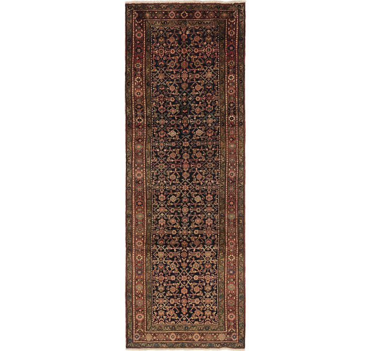 3' 6 x 10' 2 Malayer Persian Runner ...