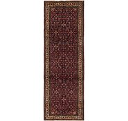 Link to 3' 8 x 10' 10 Hossainabad Persian Runner Rug
