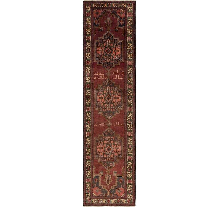 3' 4 x 13' 3 Saveh Persian Runner Rug