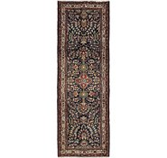 Link to 3' 7 x 10' 7 Nanaj Persian Runner Rug