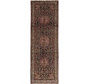 Link to 3' 10 x 11' Darjazin Persian Runner Rug