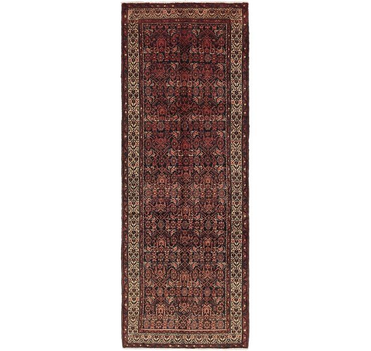 3' 7 x 10' Shahsavand Persian Runn...