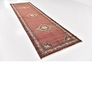 Link to 3' 10 x 13' 6 Shahsavand Persian Runner Rug
