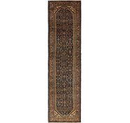 Link to 122cm x 435cm Shahsavand Persian Runner Rug