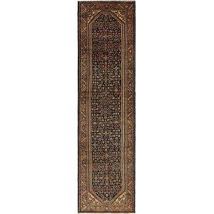 122cm x 435cm Shahsavand Persian Runn...