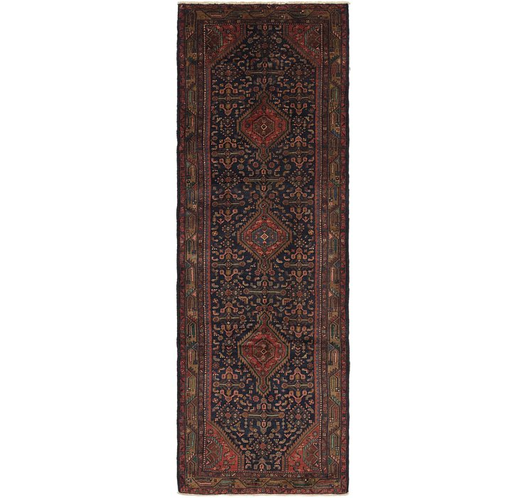 3' 8 x 11' 2 Darjazin Persian Runner...