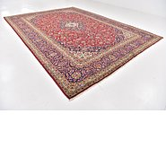 Link to 9' 9 x 13' 6 Kashan Persian Rug
