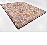 Link to 9' 8 x 12' 3 Kashmar Persian Rug
