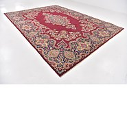 Link to 9' 9 x 13' 2 Kerman Persian Rug