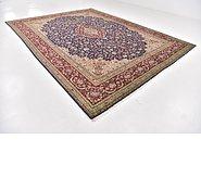 Link to 9' 9 x 13' Tabriz Persian Rug