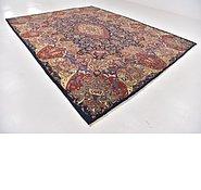 Link to 10' x 13' Kashmar Persian Rug