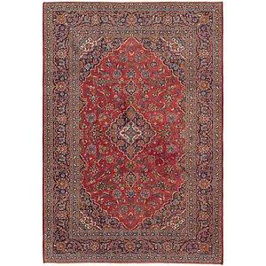 8' 5 x 12' 8 Kashan Persian Rug
