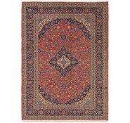 Link to 9' 9 x 13' 10 Kashan Persian Rug