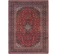 Link to 9' 9 x 13' 2 Kashan Persian Rug